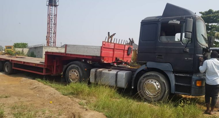 35 ton Lowbed for Sale