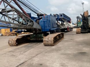 60 ton RB Crawler Crane for sale