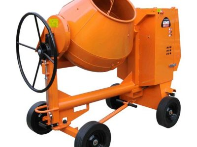 Batch Concrete Mixer